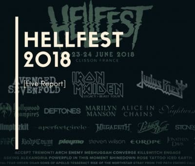 Live Report Hellfest 2018