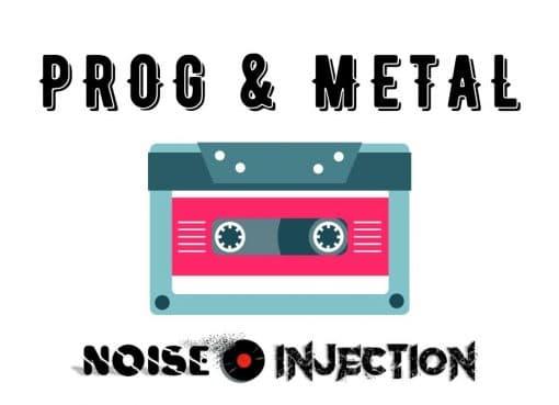 playlist prog et metal